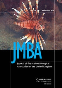 Journal of the Marine Biological Association of the United Kingdom Volume 94 - Issue 1 -