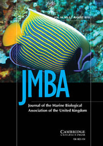 Journal of the Marine Biological Association of the United Kingdom Volume 94 - Issue 5 -
