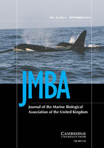 Journal of the Marine Biological Association of the United Kingdom Volume 94 - Issue 6 -