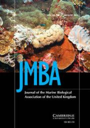 Journal of the Marine Biological Association of the United Kingdom Volume 95 - Issue 5 -