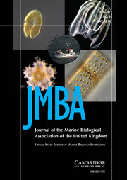 Journal of the Marine Biological Association of the United Kingdom Volume 97 - Special Issue3 -  European Marine Biology Symposium