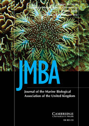 Journal of the Marine Biological Association of the United Kingdom Volume 98 - Special Issue1 -  Special Section: European Marine Biology Symposium Papers 2016