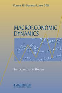 Macroeconomic Dynamics Volume 18 - Issue 4 -