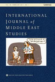 International Journal of Middle East Studies Volume 49 - Issue 1 -