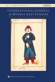 International Journal of Middle East Studies Volume 51 - Issue 1 -