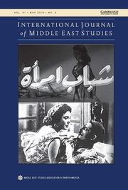 International Journal of Middle East Studies Volume 51 - Issue 2 -