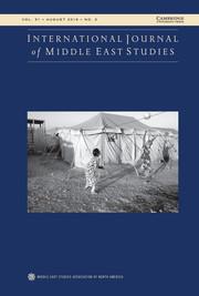 International Journal of Middle East Studies Volume 51 - Issue 3 -