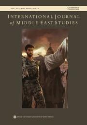 International Journal of Middle East Studies Volume 52 - Issue 2 -