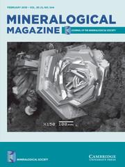 Mineralogical Magazine Volume 83 - Issue 1 -