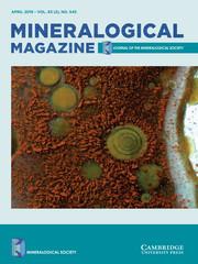 Mineralogical Magazine Volume 83 - Issue 2 -
