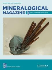 Mineralogical Magazine Volume 83 - Issue 4 -