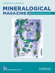 Mineralogical Magazine Volume 83 - Issue 5 -