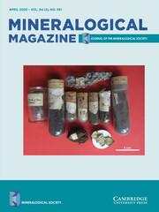 Mineralogical Magazine Volume 84 - Issue 2 -