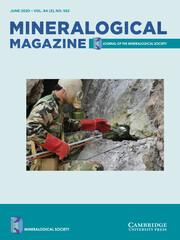 Mineralogical Magazine Volume 84 - Issue 3 -