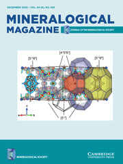Mineralogical Magazine Volume 84 - Issue 6 -