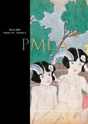 PMLA Volume 125 - Issue 2 -