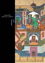 PMLA Volume 129 - Issue 1 -