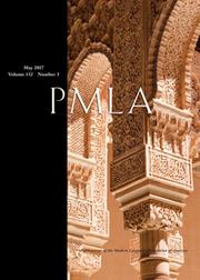 PMLA Volume 132 - Issue 3 -