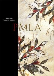 PMLA Volume 134 - Issue 2 -
