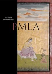 PMLA Volume 135 - Issue 2 -
