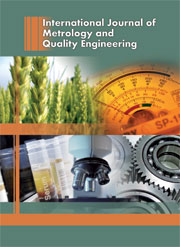 International Journal of Metrology and Quality Engineering