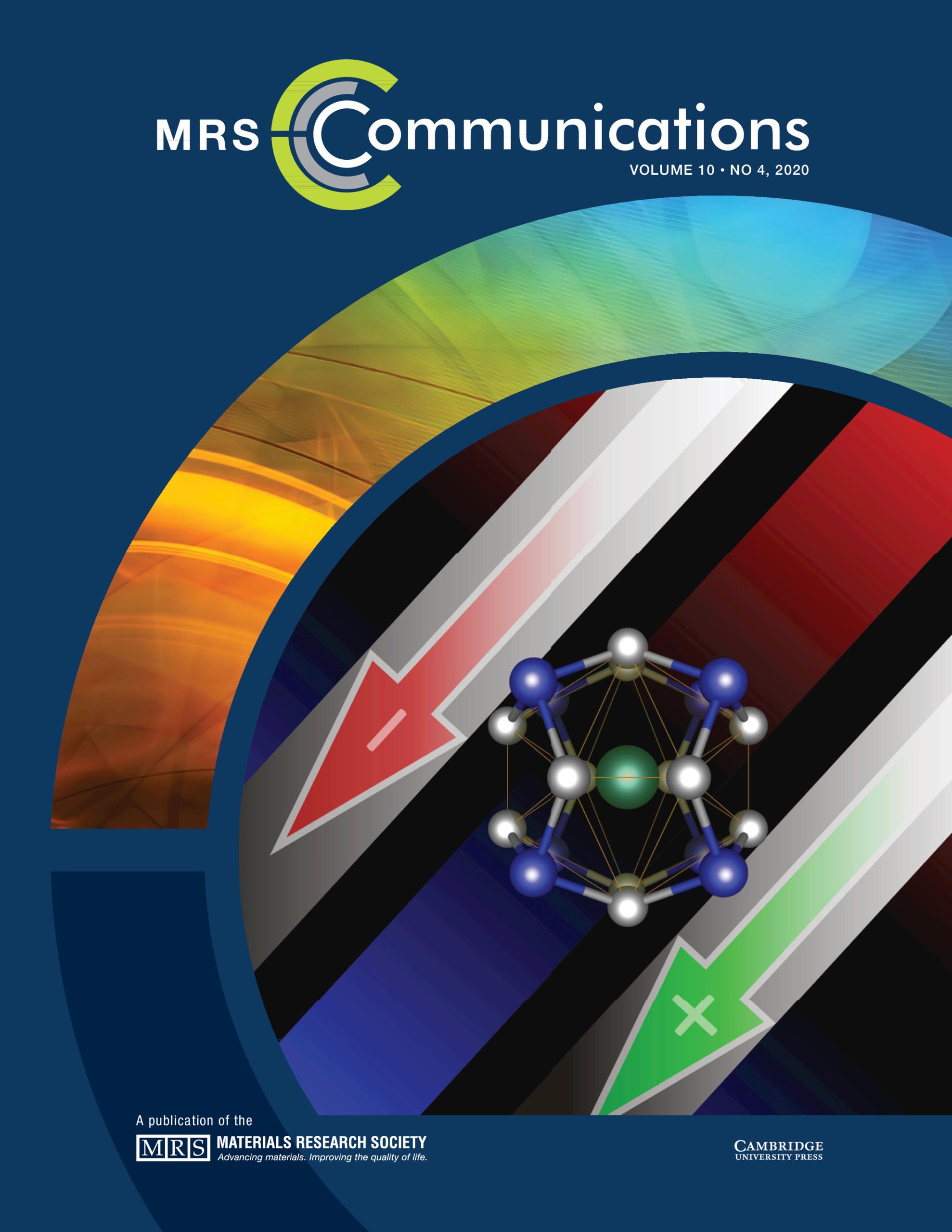 MRS Communications | Cambridge Core