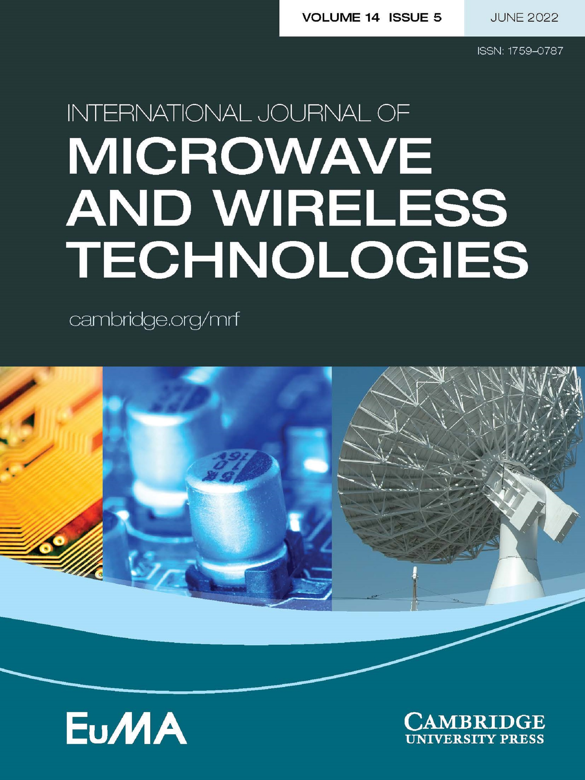 International Journal of Microwave and Wireless Technologies
