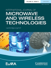 International Journal of Microwave and Wireless Technologies Volume 12 - Issue 5 -