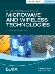 International Journal of Microwave and Wireless Technologies Volume 5 - Issue 5 -