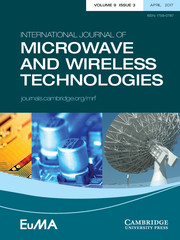 International Journal of Microwave and Wireless Technologies Volume 9 - Issue 3 -