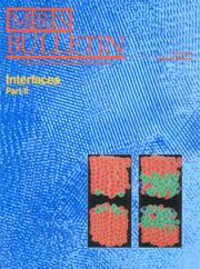 MRS Bulletin Volume 15 - Issue 10 -