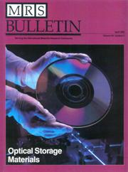 MRS Bulletin Volume 15 - Issue 4 -