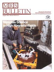 MRS Bulletin Volume 18 - Issue 8 -