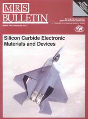 MRS Bulletin Volume 22 - Issue 3 -