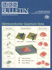 MRS Bulletin Volume 23 - Issue 2 -