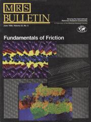 MRS Bulletin Volume 23 - Issue 6 -