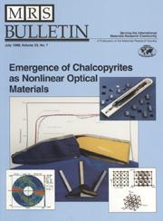 MRS Bulletin Volume 23 - Issue 7 -
