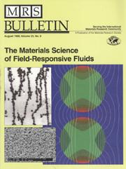 MRS Bulletin Volume 23 - Issue 8 -