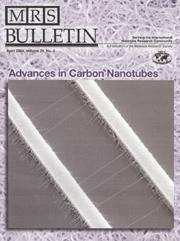 MRS Bulletin Volume 29 - Issue 4 -  Advances in Carbon Nanotubes