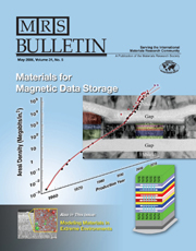 MRS Bulletin Volume 31 - Issue 5 -  Materials for Magnetic Data Storage