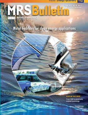 MRS Bulletin Volume 38 - Issue 6 -  Metal hydrides for clean energy applications