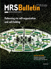 MRS Bulletin Volume 41 - Issue 2 -  Patterning via Self-organization and Self-folding