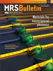 MRS Bulletin Volume 43 - Issue 6 -  Materials for Nonreciprocal Photonics