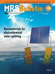 MRS Bulletin Volume 45 - Issue 7 -  Nanomaterials for Electrochemical Water Splitting