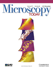 Microscopy Today Volume 17 - Issue 6 -