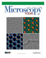 Microscopy Today Volume 19 - Issue 3 -