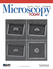 Microscopy Today Volume 20 - Issue 5 -