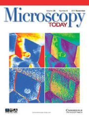 Microscopy Today Volume 25 - Issue 6 -