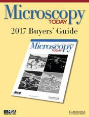 Microscopy Today Volume 25 - SupplementS1 -  2017 Buyers' Guide