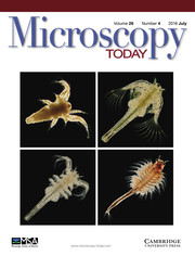 Microscopy Today Volume 26 - Issue 4 -
